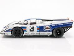 Porsche 917K #3 vencedor 12h Sebring 1971 Elford, Larrousse 1:18 CMR