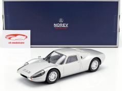 Porsche 904 GTS 建造年份 1964 银 1:18 Norev