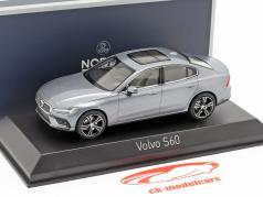 Volvo S60 Baujahr 2018 osmium grau metallic1:43 Norev