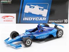 Felix Rosenqvist Honda #10 Indycar Series 2019 Chip Ganassi Racing 1:18 Greenlight