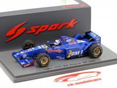 Martin Brundle Ligier JS41 #25 3rd Belgien GP Formel 1 1995 1:43 Spark