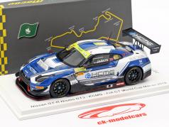 Nissan GT-R Nismo GT3 #35 FIA GT World Cup Macau 2018 Oliver Jarvis 1:43 Spark