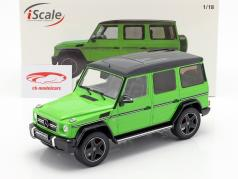 Mercedes-Benz G-Klasse G63 AMG Crazy Colors alieno verde 1:18 iScale