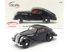 Skoda Popular Monte Carlo sort 1:18 iScale