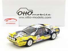 Ferrari 308 GTB Gr.4 #3 2 Rallye 4 Regioni 1981 1:18 OttOmobile