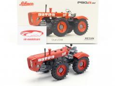Dutra D4K трактор красный 1:32 Schuco