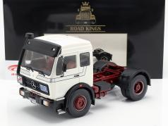 Mercedes-Benz NG 1632 Tractor year 1973 white 1:18 Road Kings