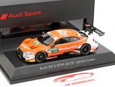 Audi RS 5 DTM #53 DTM 2019 Jamie Green 1:43 Spark