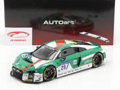 Audi R8 LMS #29 winnaar 24h Nürburgring 2017 Audi Sport Team Land 1:18 AUTOart