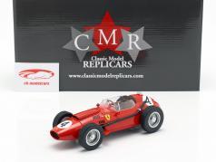 M. Hawthorn Ferrari Dino 246 #4 francês GP campeão do mundo F1 1958 1:18 CMR