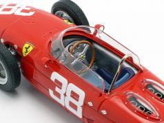 Phil Hill Ferrari Dino 156 Sharknose #38 Monaco GP World Champion F1 1961 1:18 CMR