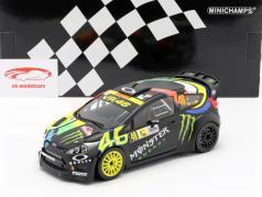 Ford Fiesta RS WRC #46 gagnant Monza Rallye Show 2012 Rossi, Cassina 1:18 Minichamps