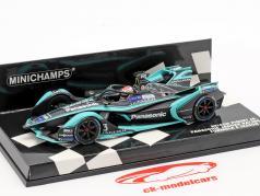 Nelson Piquet jr. Jaguar I-Type III #3 Formel E Saison 5 2018/19 1:43 Minichamps