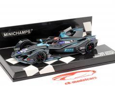 Gary Paffett Venturi VFE05 #17 Formel E Saison 2018/19 1:43 Minichamps