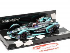 Mitch Evans Jaguar I-Type III #20 Formel E Saison 5 2018/19 1:43 Minichamps