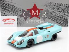 Porsche 917K Sportwagen WM 1970/71 Plain Body com Decal Set 1:18 CMR