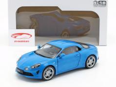 Alpine A110 Pure azul metálico 1:18 Solido