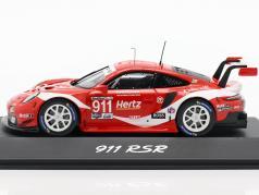 Porsche 911 RSR #911 IMSA 2019 Makowiecki / Pilet / Tandy 1:43 Spark