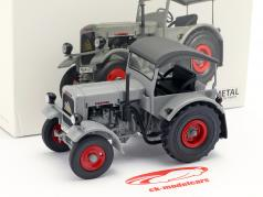 Deutz F3 M 417 trattore grigio 1:32 Schuco