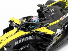 Daniel Ricciardo Renault R.S.19 #3 australiano GP fórmula 1 2019 1:18 Solido