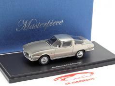 Alfa Romeo Giulia SS Prototipo Bertone built in 1965 silver 1:43 AutoCult