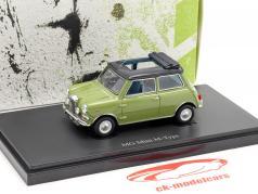 MG Mini M-Type ano de construção 1963 verde 1:43 AutoCult