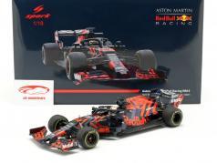 Max Verstappen Red Bull Racing RB15 #33 Silverstone Shakedown F1 2019 1:18 Spark