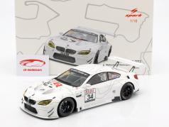 BMW M6 GT3 #34 VLN 9 Nürburgring 2018 Walkenhorst Motorsport 1:18 Spark