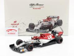 Antonio Giovinazzi Alfa Romeo Racing C38 #99 Australian GP F1 2019 1:18 Spark