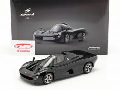 Yamaha OX99-11 Presentation Car 1992 black 1:18 Spark