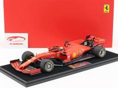 Sebastian Vettel Ferrari SF90 #5 3rd Chinese GP formula 1 2019 1:18 LookSmart