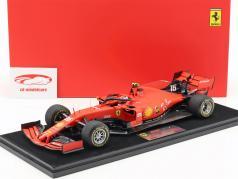 Charles Leclerc Ferrari SF90 #16 5th Chinese GP formula 1 2019 1:18 LookSmart