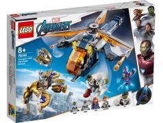 LEGO® MARVEL Avengers Hulk Helikopter Rettung