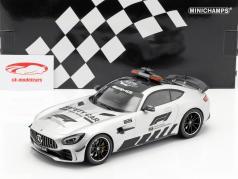 Mercedes-Benz AMG GT-R Safety Car formula 1 2019 1:18 Minichamps
