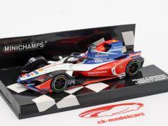 Jerome D'Ambrosio Mahindra M5Electro #64 Formel E Saison 2018/19 1:43 Minichamps