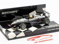 L. Hamilton Dallara F302 #35 勝者 Norisring F3 Euro Series 2004 1:43 Minichamps