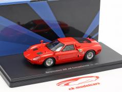 Serenissima 308 Jet Competizione año de construcción 1965 rojo 1:43 AutoCult