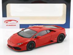 Lamborghini Huracan LP610-4 year 2014 red metallic 1:18 AUTOart