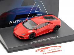Lamborghini Huracan LP610-4 Baujahr 2014 rot 1:43 AUTOart