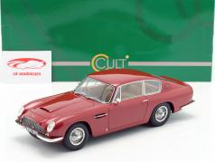 Aston Martin DB6 year 1964 maroon 1:18 Cult Scale