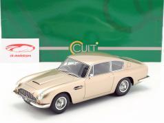 Aston Martin DB6 year 1964 gold metallic 1:18 Cult Scale