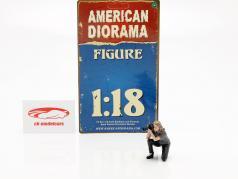 figure 3 Weekend Car Show 1:18 American Diorama