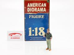 Figur 8 Weekend Car Show 1:18 American Diorama
