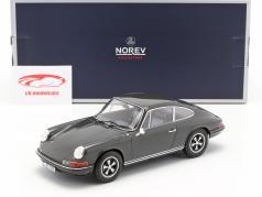 Porsche 911 S Steve McQueen MovieCar film Le Mans (1971) grigio ardesia 1:18 Norev