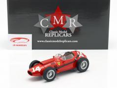 M. Hawthorn Ferrari Dino 246 #14 Italia GP campione del mondo F1 1958 1:18 CMR