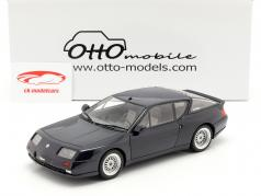 Renault Alpine GT LeMans year 1990 scarabee green 1:18 OttOmobile
