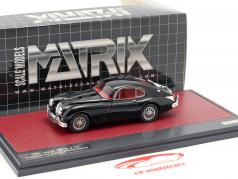 Jaguar XK150 S 3.8 Fastback by Hartin 1960 schwarz 1:43 Matrix