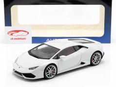Lamborghini Huracan LP 610-4 イヤー 2014 ホワイト 1:18 AUTOart