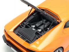 Lamborghini Huracan LP 610-4 Année 2014 orange 1:18 AUTOart