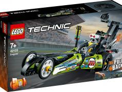 LEGO® Technic Dragster Rennauto
